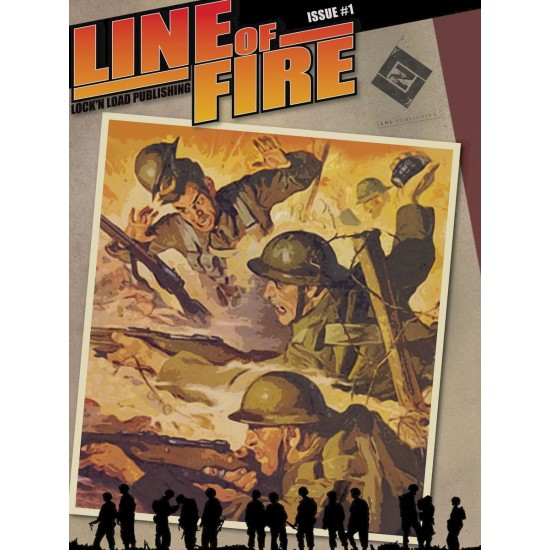 Line of Fire Issue #01