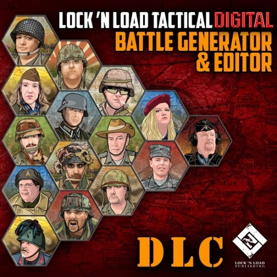 LnLT Digital Battle Generator & Editor DLC