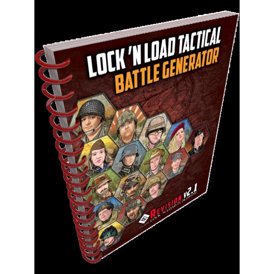 LnLT Battle Generator v2.1 Spiral Booklet