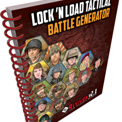 LnLT Battle Generator v2.0 Spiral Booklet