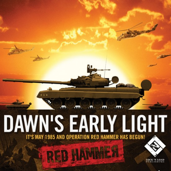 Dawn\'s Early Light Red Hammer