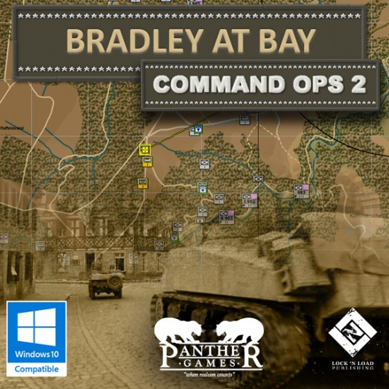 Command Ops 2: Vol. 8 Bradley At Bay