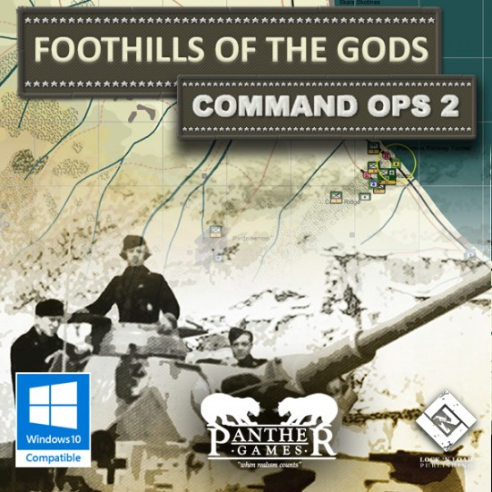 Command Ops 2: Vol. 2 Foothills of the Gods