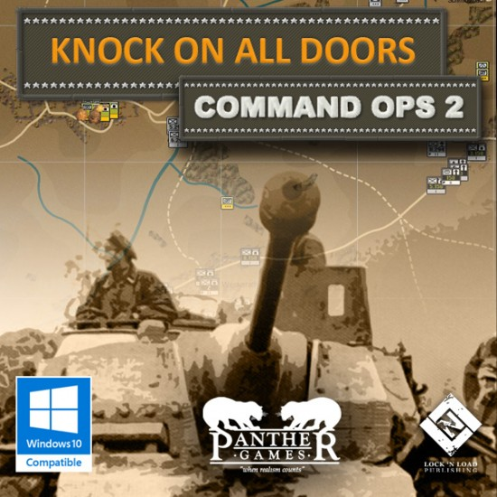 Command Ops 2: Vol. 6 Knock On All Doors