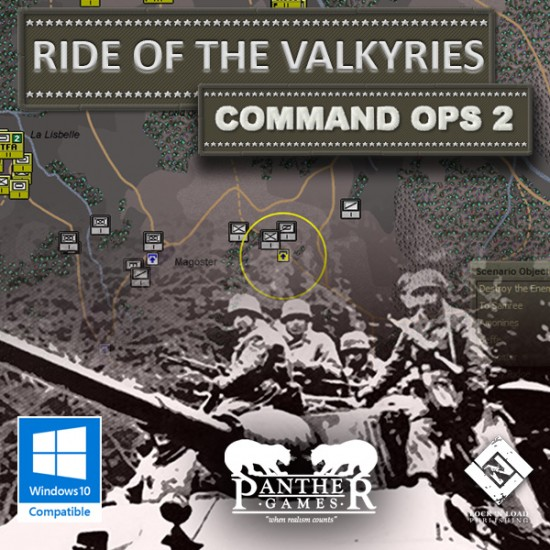 Command Ops 2: Vol. 3 Ride of the Valkyries