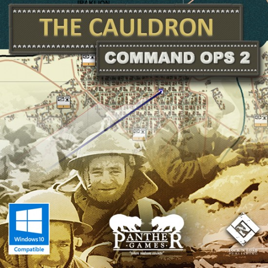 Command Ops 2: Vol. 5 The Cauldron
