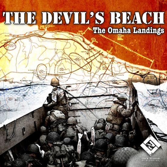 The Devil\'s Beach - The Omaha Landings
