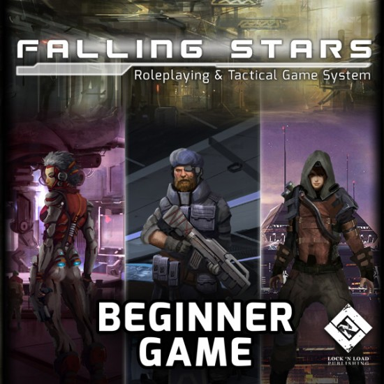 Falling Stars - Beginners Game