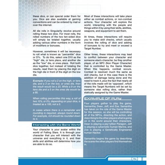 Falling Stars - Core Manual v1.5 PDF