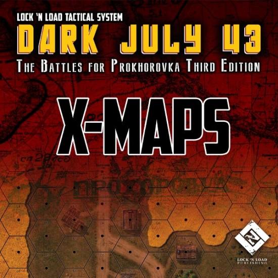 Dark July 43 X-Maps