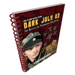 Dark July 43 Companion Book