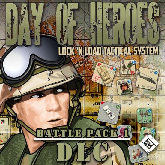 LnLT Digital Day of Heroes Battlepack 1 DLC