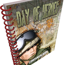 Day of Heroes Companion Book