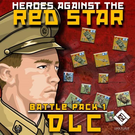 Heroes Against the Red Star Battlepack 1 DLC