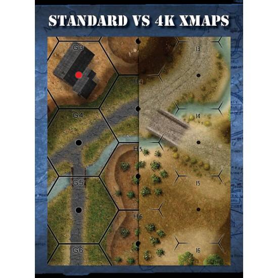 Heroes in Defiance 4K X-Maps