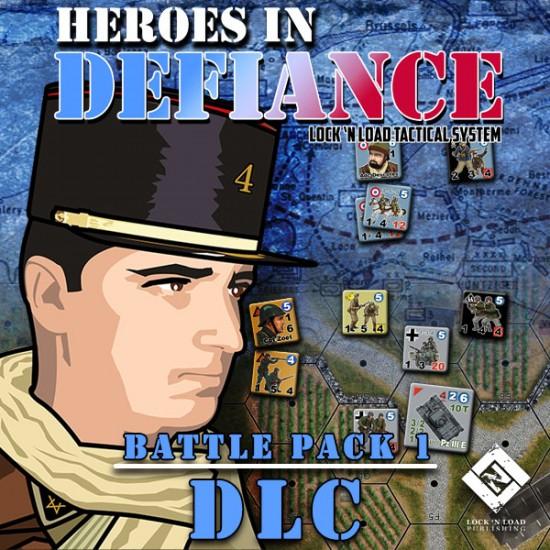 LnLT Digital Heroes in Defiance Battlepack 1 DLC