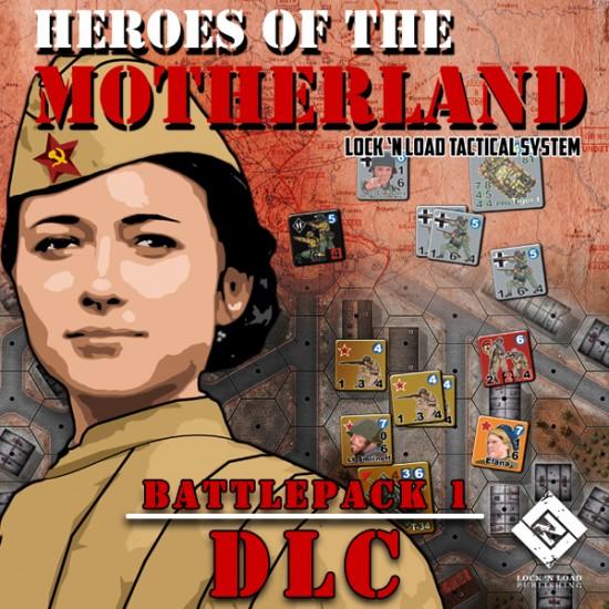 LnLT Digital Heroes of the Motherland Battlepack 1 DLC