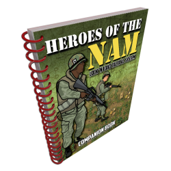 Heroes of the Nam Companion Book