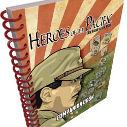 Heroes of the Pacific Companion Book