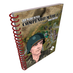 LnLT Compendium Vol I WW2 Era Spiral Booklet
