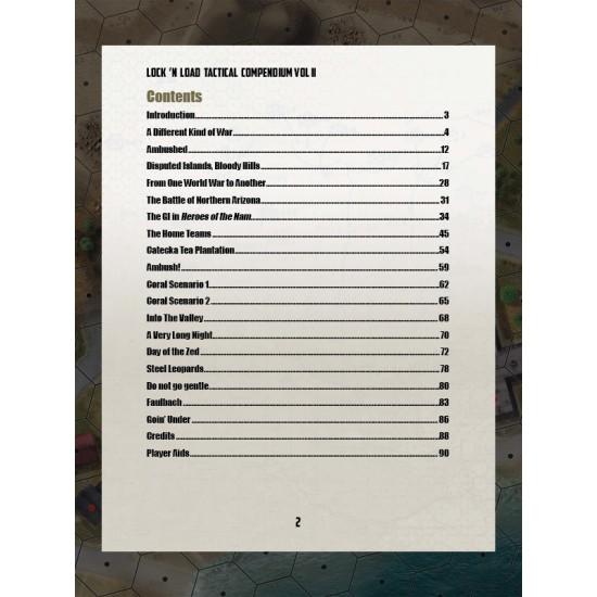 LnLT Compendium Vol I WW2 Era Spiral Booklet
