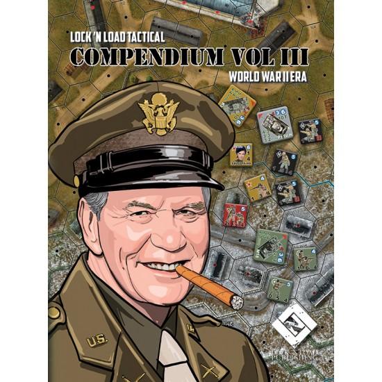 LnLT Compendium Vol III WW2 Era Spiral Booklet