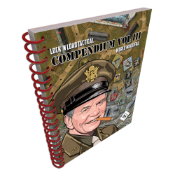 LnLT Compendium Vol 3 WW2 Era Spiral Booklet