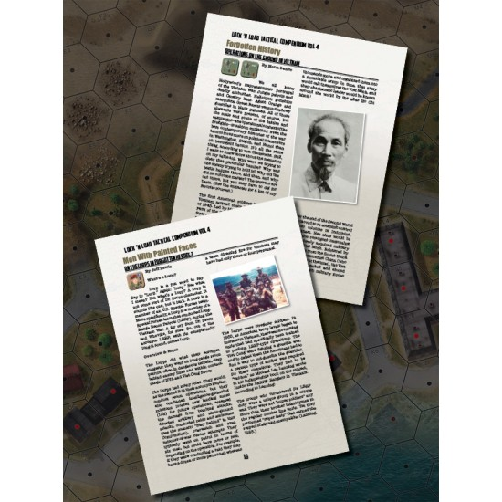 LnLT Compendium Vol IV Modern Era Spiral Booklet