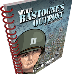 Noville Bastogne's Outpost - 2nd Ed Companion Book
