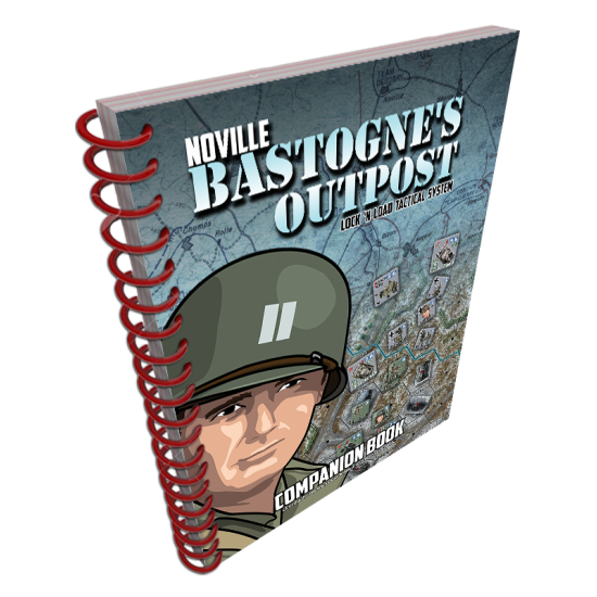 Noville Bastogne's Outpost - 2nd Ed Companion Book
