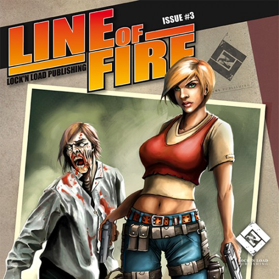 Line of Fire Issue #03