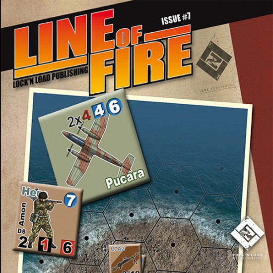 Line of Fire Issue #07
