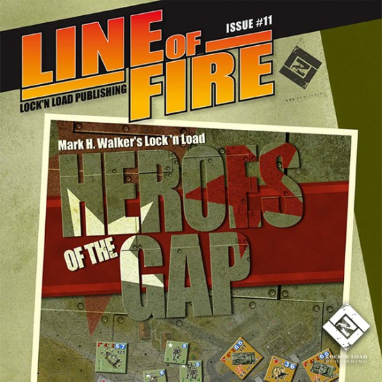 Line of Fire Issue #11