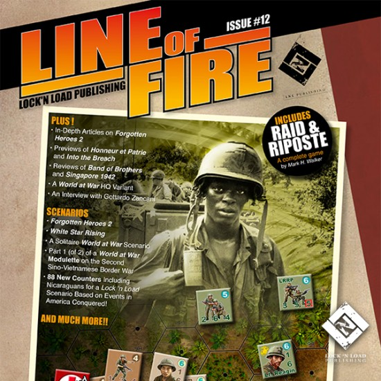 Line of Fire Issue #12