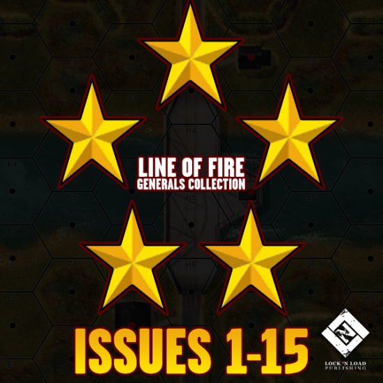 Line of Fire - The General\'s Collection