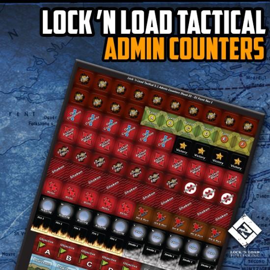 LnLT v5.1 Admin Counters