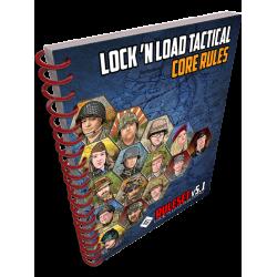 LnLT Core Rules v5.1 Spiral Book