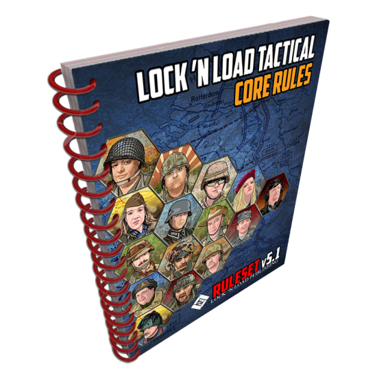 LnLT Core Rules v5.1 Spiral Book