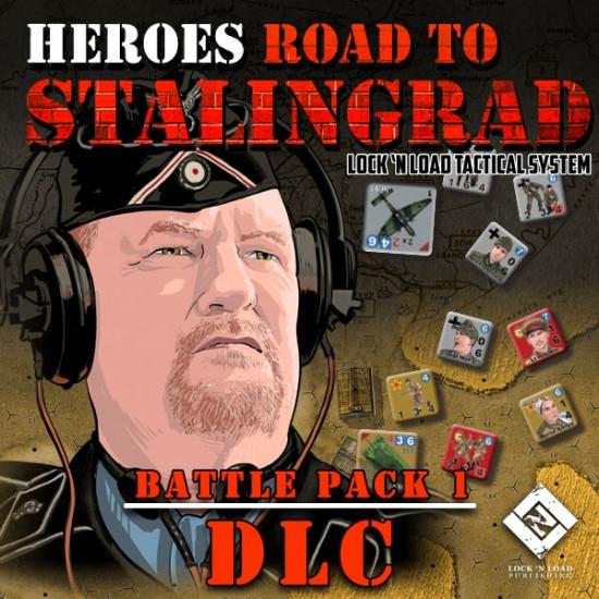 LnLT Digital Heroes Road to Stalingrad Battlepack 1 DLC