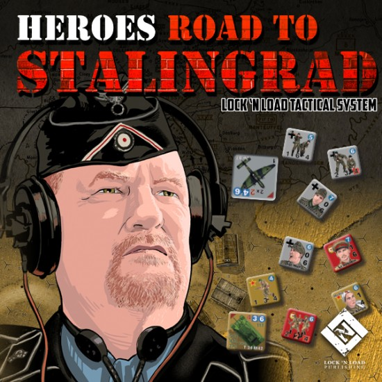 Heroes Road to Stalingrad