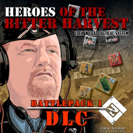 LnLT Digital Heroes of the Bitter Harvest Battlepack 1 DLC