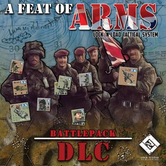 LnLT Digital A Feat of Arms Battlepack DLC