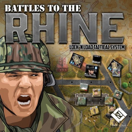 Battles to the Rhine