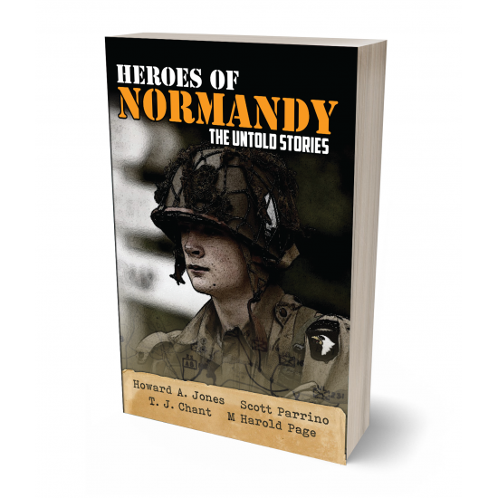Heroes of Normandy - The Untold Stories (LnLT Series Book 1)