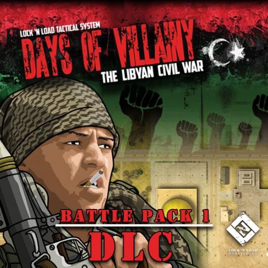 LnLT Digital Days of Villainy Battle Pack 1 DLC