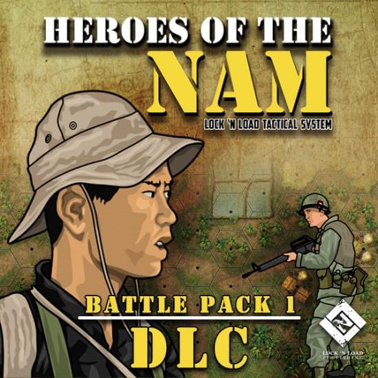 LnLT Digital Heroes of the Nam Battle Pack 1 DLC