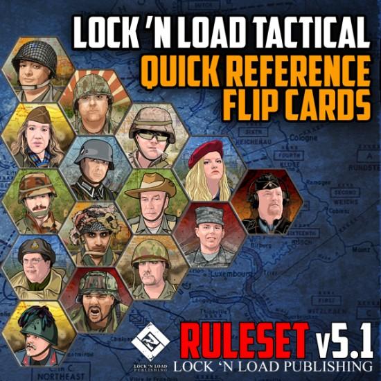 LnLT v5.1 Quick Reference Flip Cards