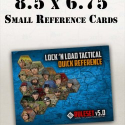 LnLT v5.1 Quick Reference Flip Cards