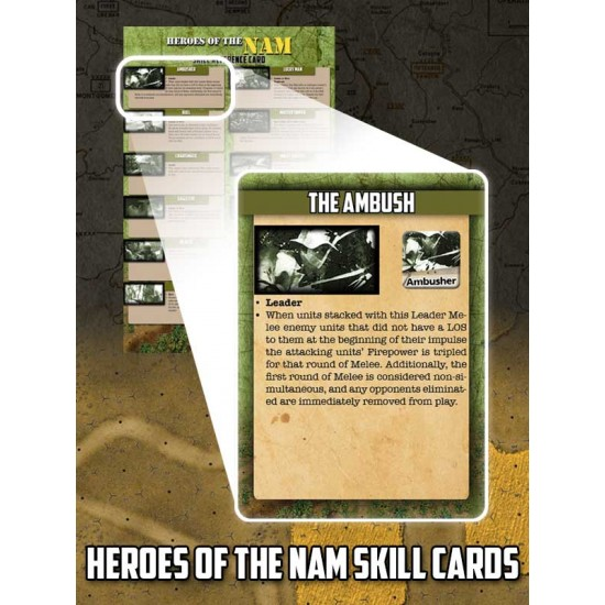 LnLT Skill Playing Cards