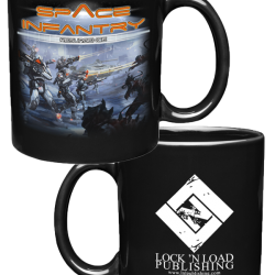 Space Infantry Resurgence Coffee 11oz Mug
